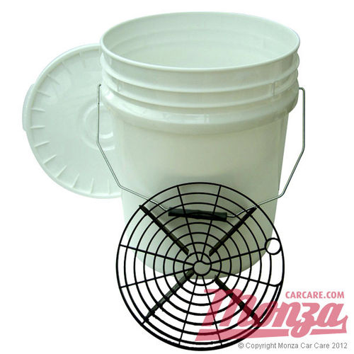 Monza Swirl Free Paint Large Deep Bucket