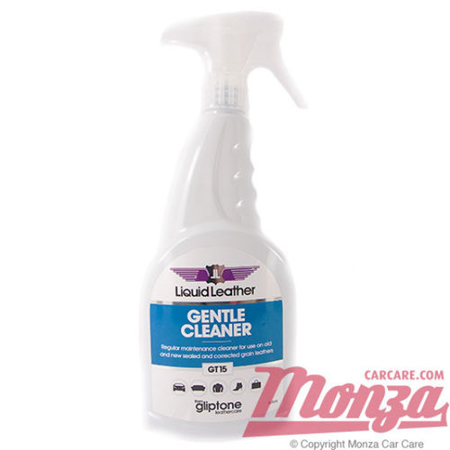 Gliptone GT15 Spray Leather Cleaner