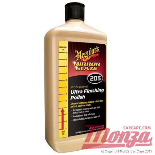 Meguiars M205 Ultra Finishing Polish 946ml