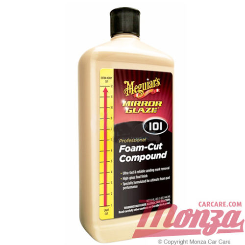 Meguiars 101 Foam Cut Rotary Compound