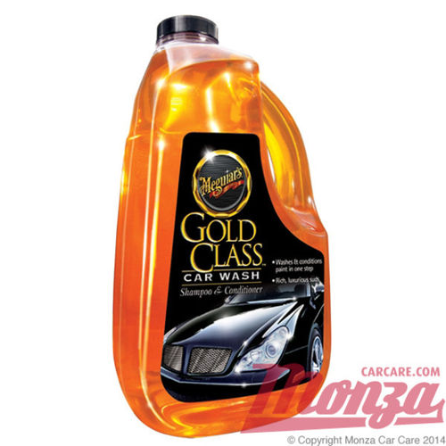 Meguiars Gold Class Car Shampoo 1892ml