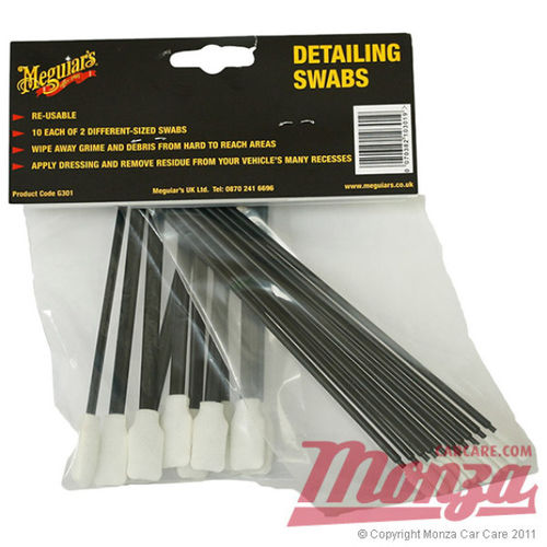 Meguiars Car Multi-Purpose Detailing Sticks