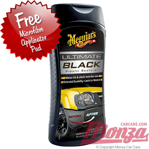 Meguiars Ultimate Black Trim Restorer