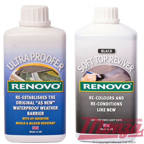Renovo Fabric Colour Reviver &  Proofer Kit