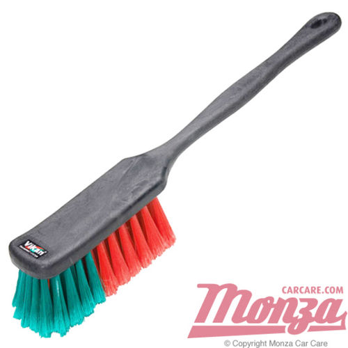 Vikan Long Handle Body & Wheel Brush
