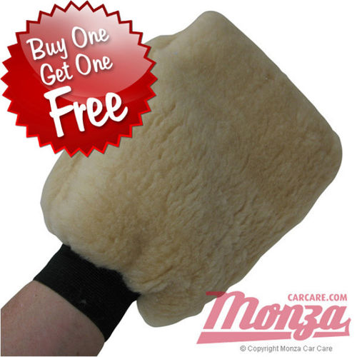 Monza Super Plush Mitt BUY 1 GET 1 FREE!!