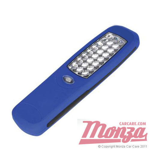 Monza Super Bright Swirl Finder Torch