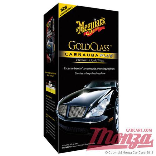 Meguiars Gold Class Carnauba Liquid Wax