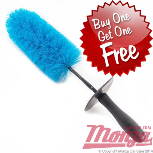 Monza Long Reach Flexible Wheel Brush