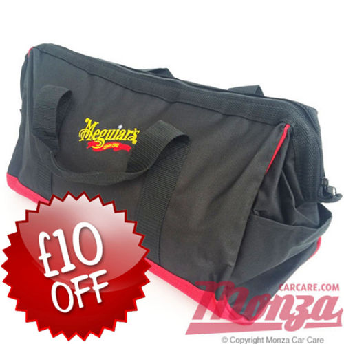 Meguiars Xtra Large Storage Kit Bag