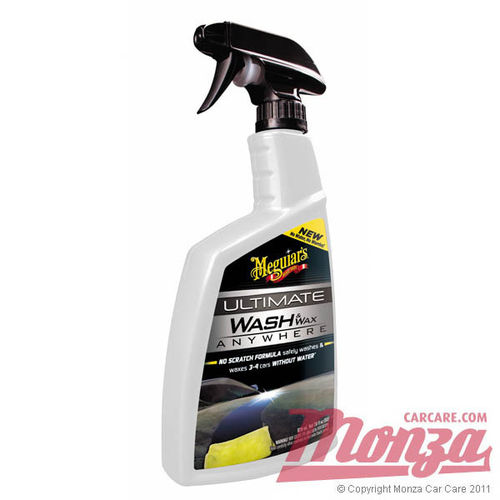Meguiars Ultimate Wash & Wax Anywhere