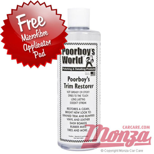 Poorboys Multi-Surface Trim Restorer