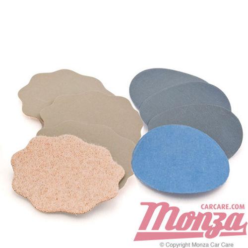 Flexipads Denibbing Sanding Discs