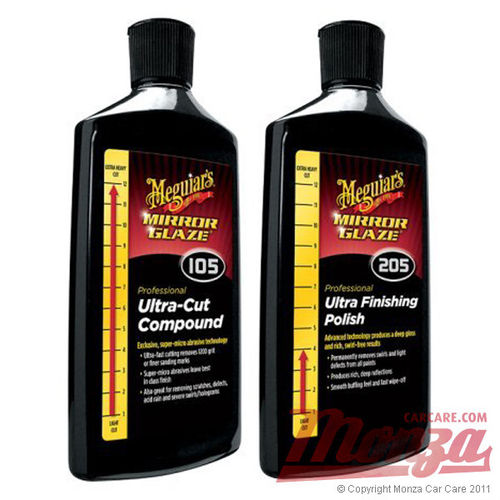 Meguiars M105 & M205 Compound & Polish Kit