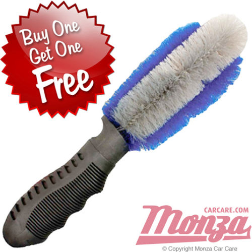 Monza 360 Professional Alloy Wheel Brush