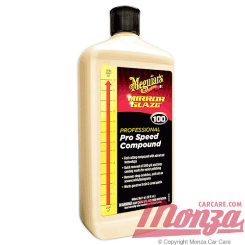 Meguiars 100 Pro Speed Rotary Compound