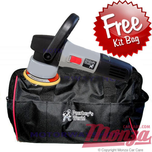 Poorboys World Dual Action 900 watt Polisher