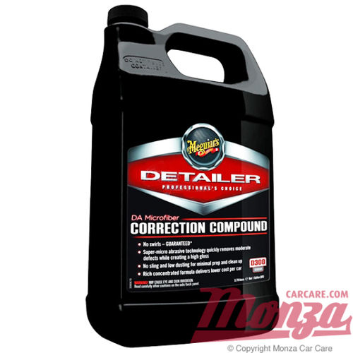 Meguiars DA Correction Compound 3.74 Litre Bottle