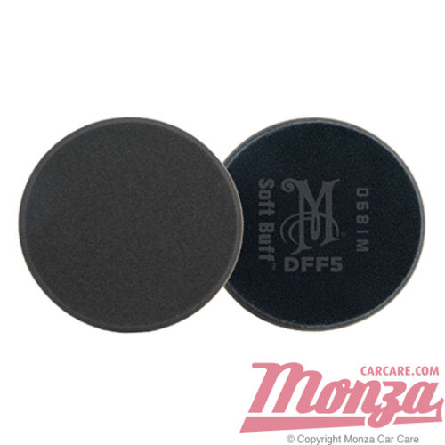 NEW!! Meguiars DA Foam Finishing Disc
