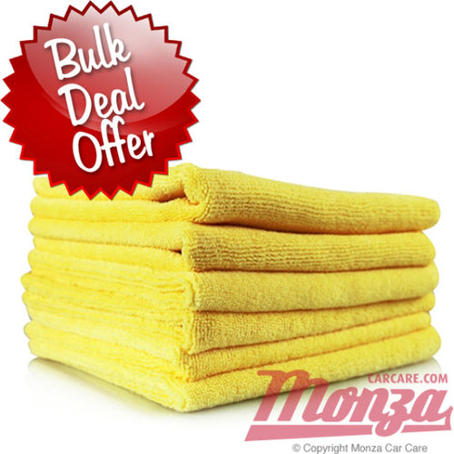Monza XL Microfibre Cleaning Cloths