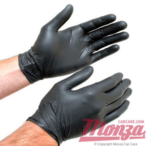 Monza Pro Grade Disposable Nitril Gloves