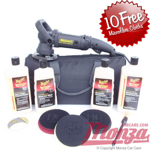 Meguiars MT320 Ultimate Polishing Kit