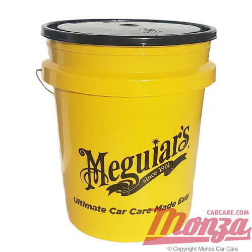 Meguiars Swirl Free Car Wash Bucket