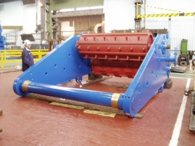 Double Feed Rollers