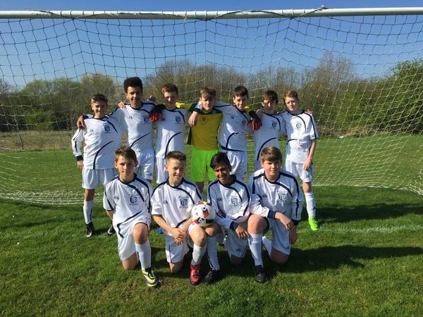 Harrogate & Craven Under 13's v Middlesbrough Away - Sat 8th April