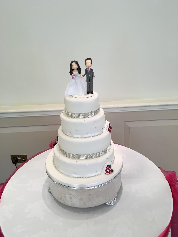 Wedding Cakes | Icing On The Cake