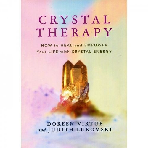 Crystal Therapy Book