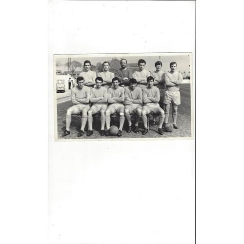 Southport Team Picture Autographed