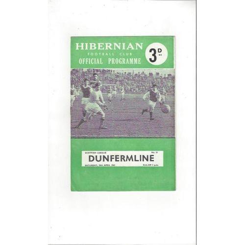 Scottish 50's & 60's Football Programmes