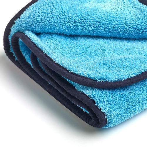 Monza Aqua Plush Deluxe Drying Towel