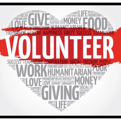 My volunteering