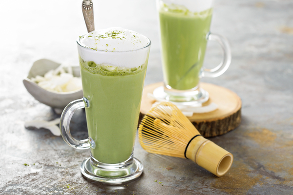 How to make a perfect Matcha Coconut Latte