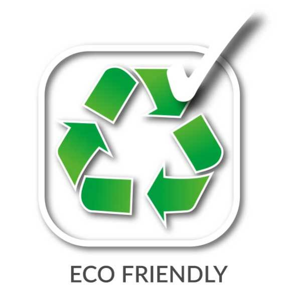 All of PermaLawn's artificial grass solutions are very 'Eco' friendly