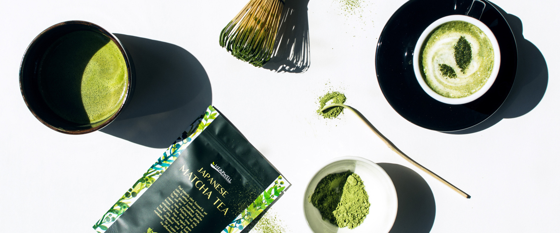 premium ceremonial matcha green tea from japan