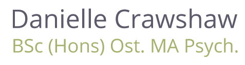 Danielle Crawshaw   Cranial Osteopathy South Somerset   Psychotherapy South Somerset and North Dorset   Mindfulness