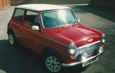 Classic Mini Cooper, Richmond Classics - Car Parts
