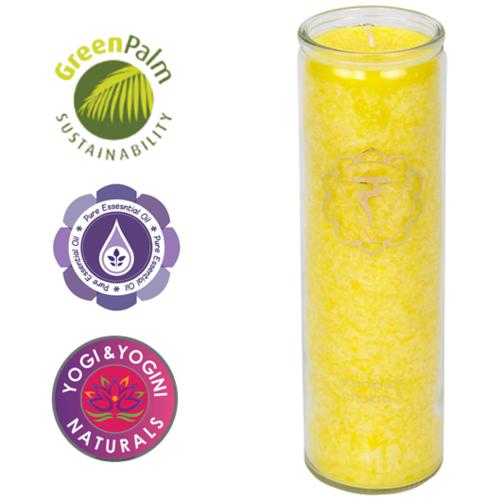 3rd Chakra Aroma Candle