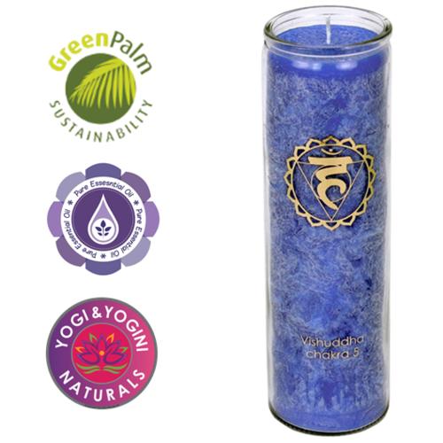 5th Chakra Aroma Candle