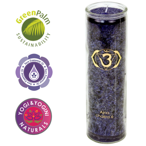 6th Chakra Aroma Candle