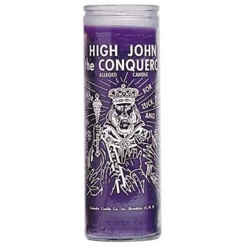 High John the Conqueror Candle