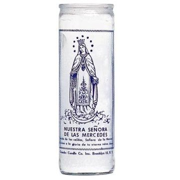 Las Mercedes Candle