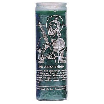 Saint Jude Candle