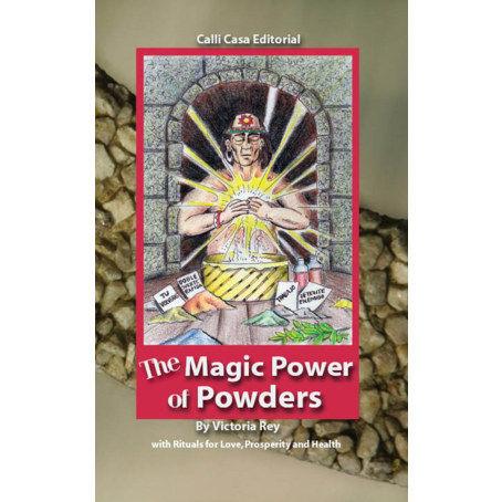The Magic Power Of Powders Book