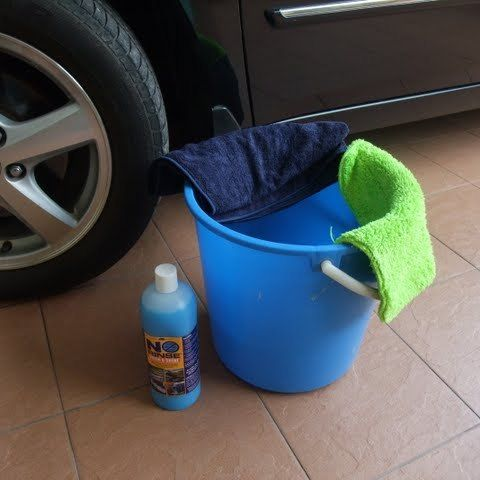 Optimum No Rinse Wash Shampoo & Shine