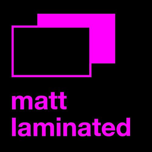 Matt Laminated