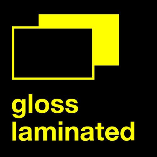 Gloss Laminated